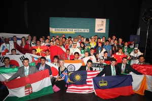 Bildrechte: WorldSkills International
